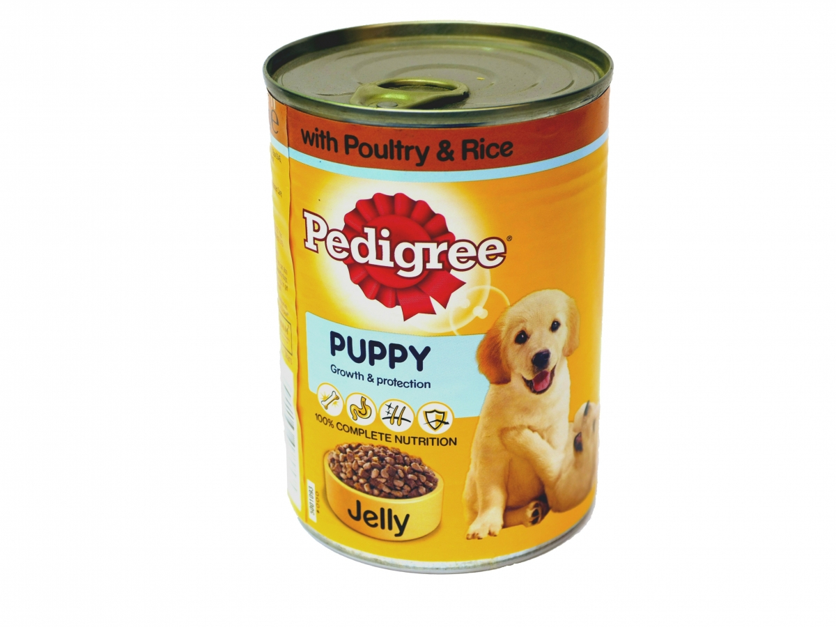 Pedigree Puppy Dog Food With Poultry And Rice 385g Dp Country Stores