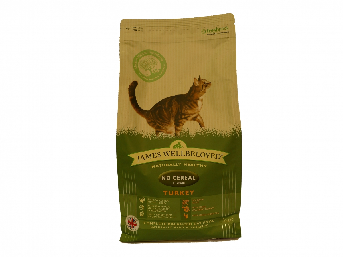 James Wellbeloved For Cats Reviews