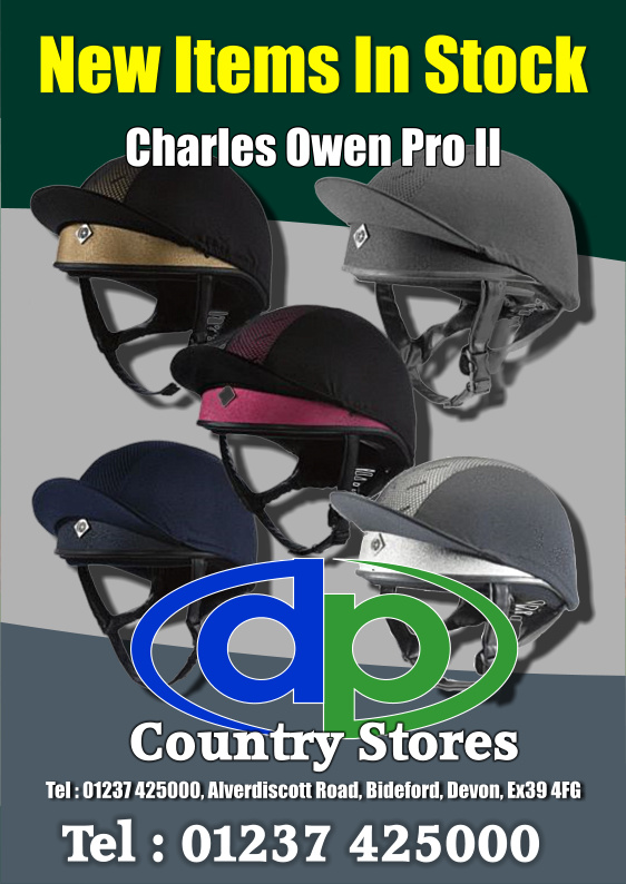Charles Owen Pro 2 Riding Hat