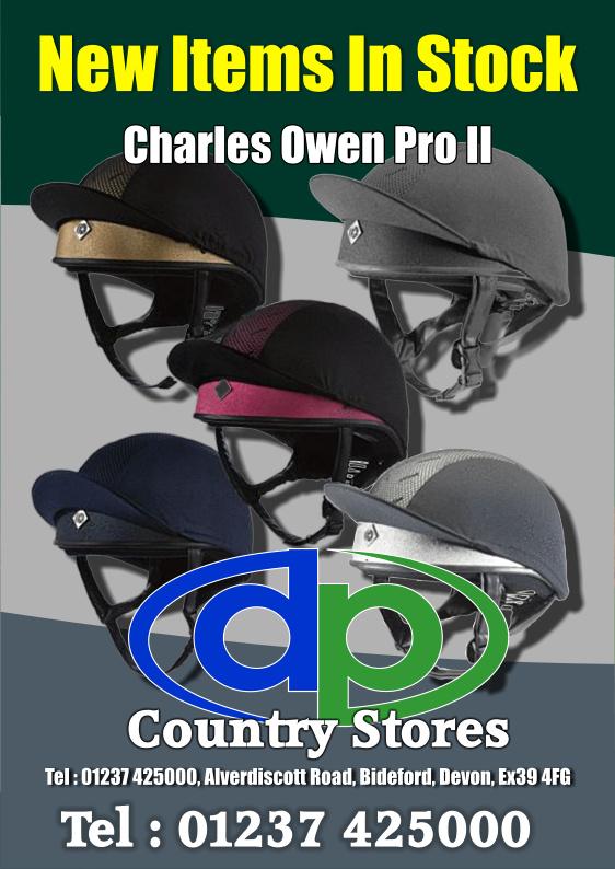 Charles Owen Pro 2 Riding Hat