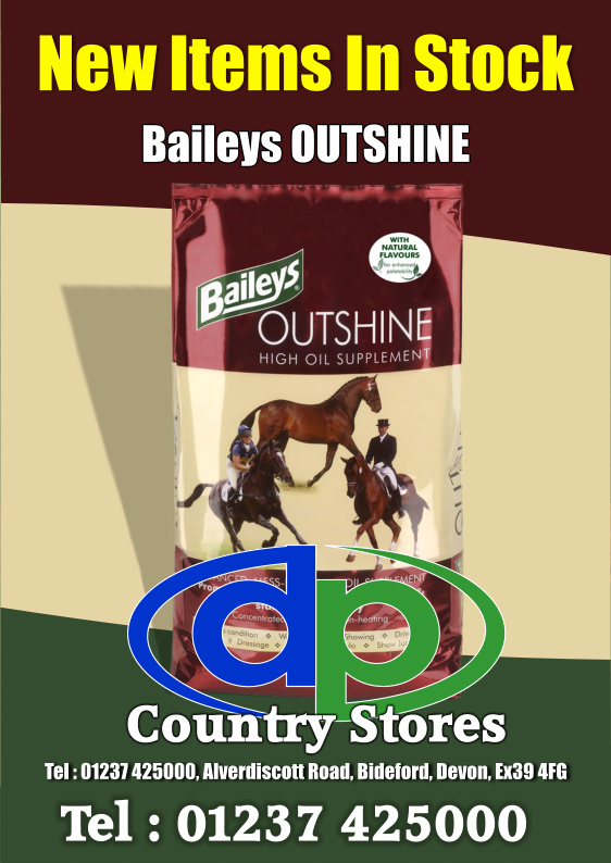 Baileys Outshine Now in stock