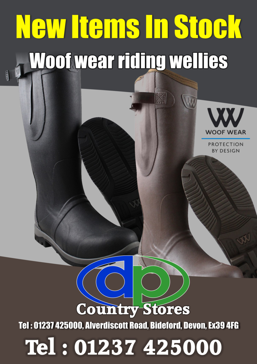 Woof wear Riding Wellies
